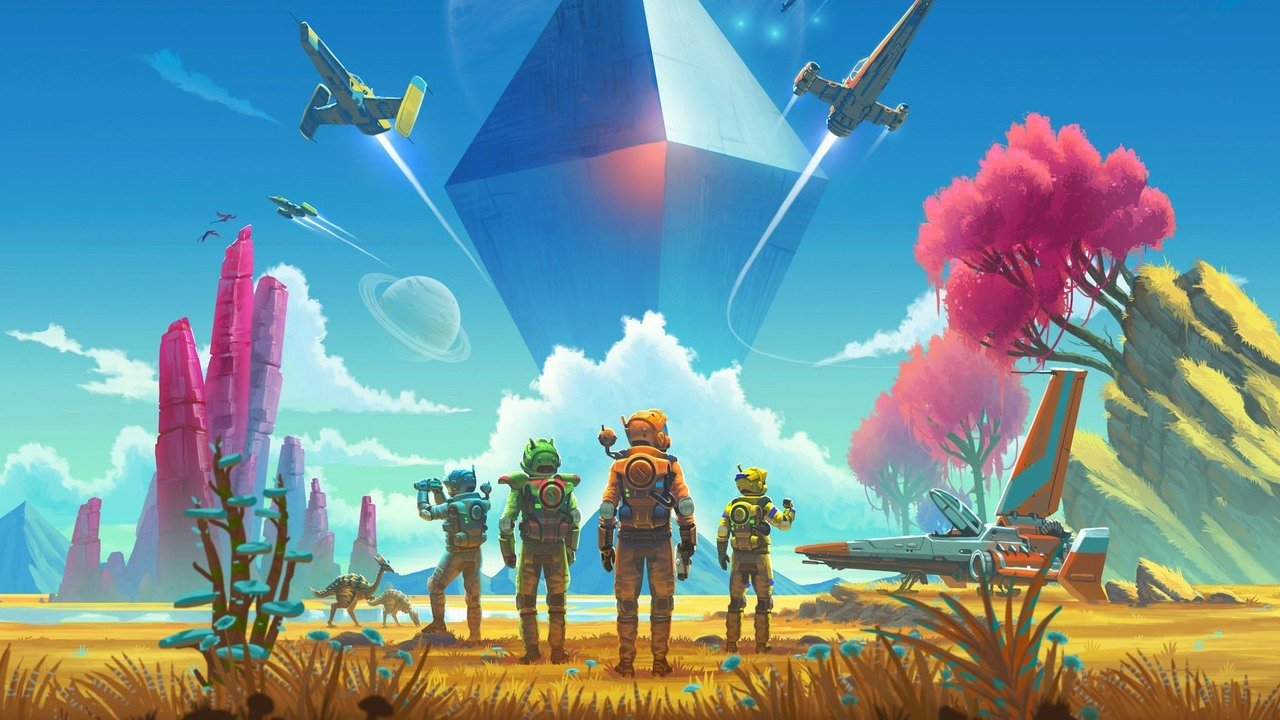 Review | รีวิว No Man's Sky NEXT - GameFever