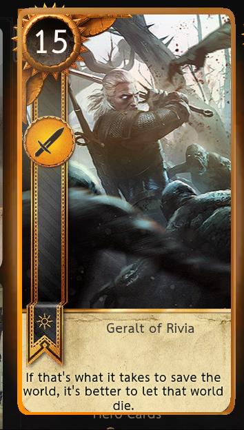 ไกด์ the witcher 3 สถานที่เก็บการ์ด gwent ระดับ hero