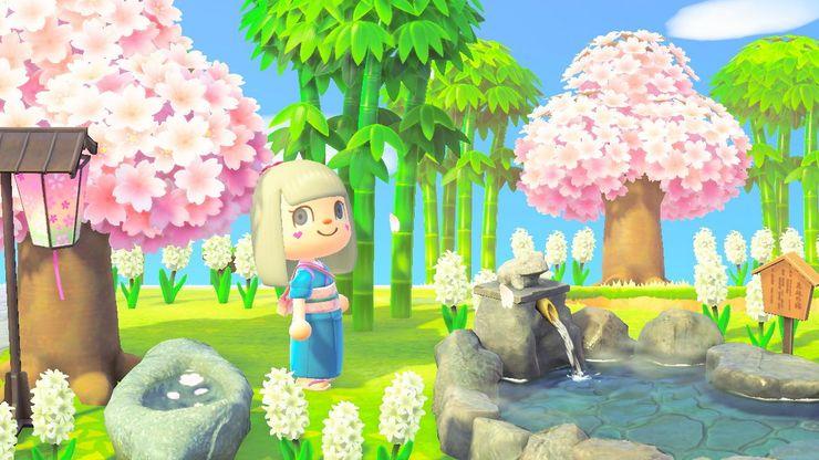10 สุดยอดการออกแบบเกาะใน Animal Crossing: New Horizon