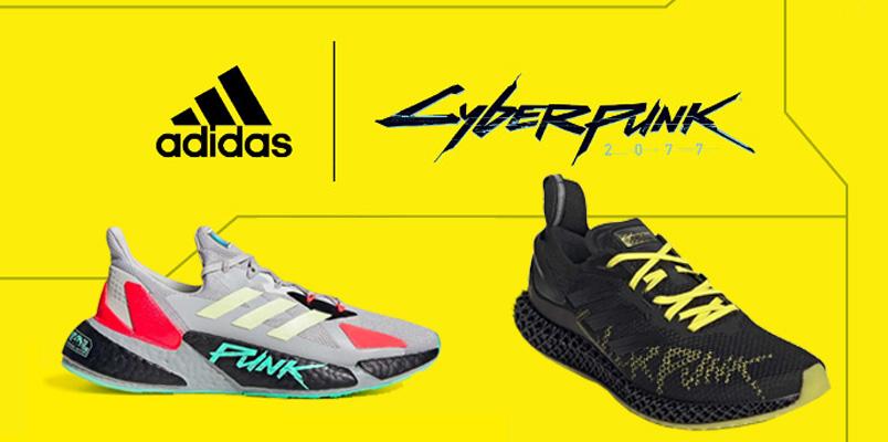 เตรียมพบกับรองเท้า Cyberpunk 2077 x Adidas 5 ลายสุดเท่ วันที่ 9 นี้