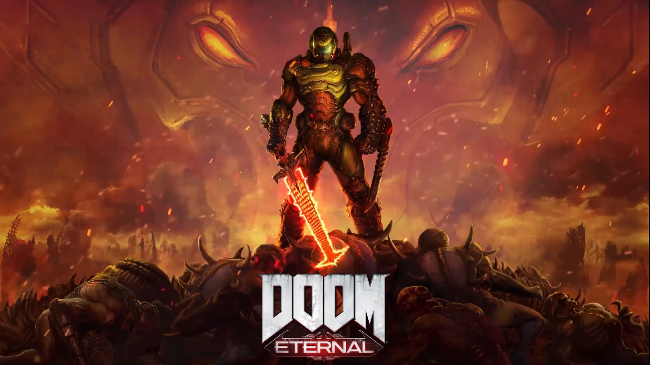 Doom Eternal อัปเดต Mode และ Challenge ใหม่ให้เราได้มันกันอีกครั้ง!