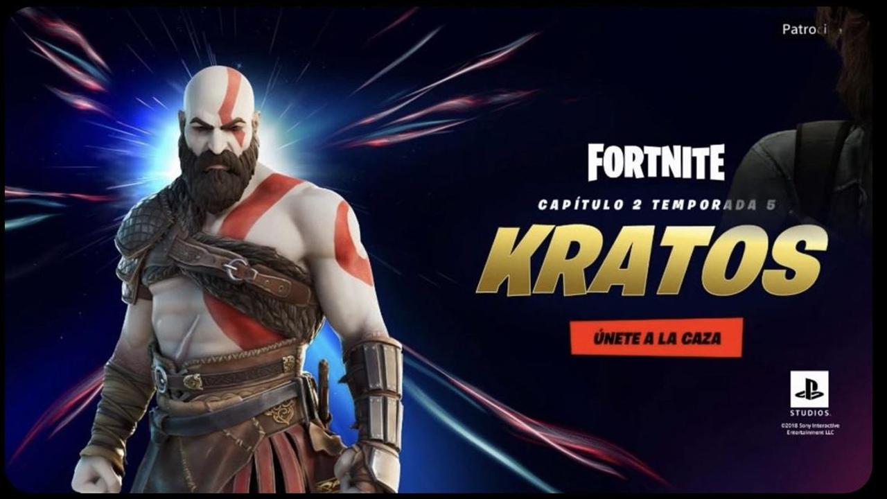 Kratos เตรียมเข้าสมรภูมิ Fortnite ในรูปแบบสกินของตัวละคร