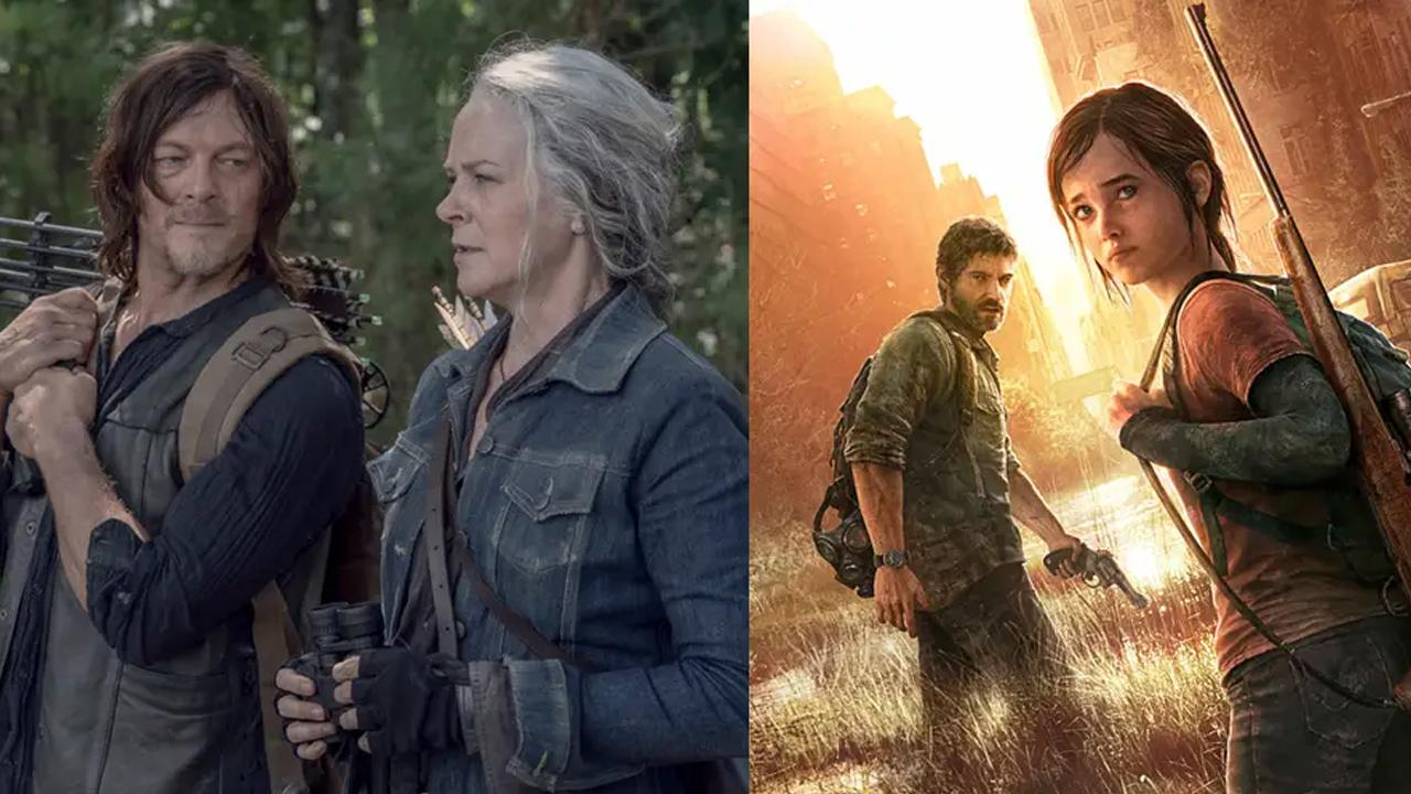 ทีมผู้สร้าง Walking Dead เผย 'ไม่คิดว่า The Last of Us จะมาแย่งคนดูไป'