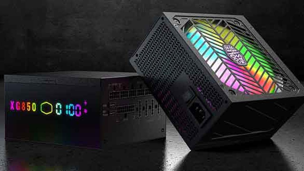 Cooler Master เปิดตัว XG Plus ซีรีส์ PSU ที่ทางบริษัทผลิตเองทั้งหมดเป็นรุ่นแรก