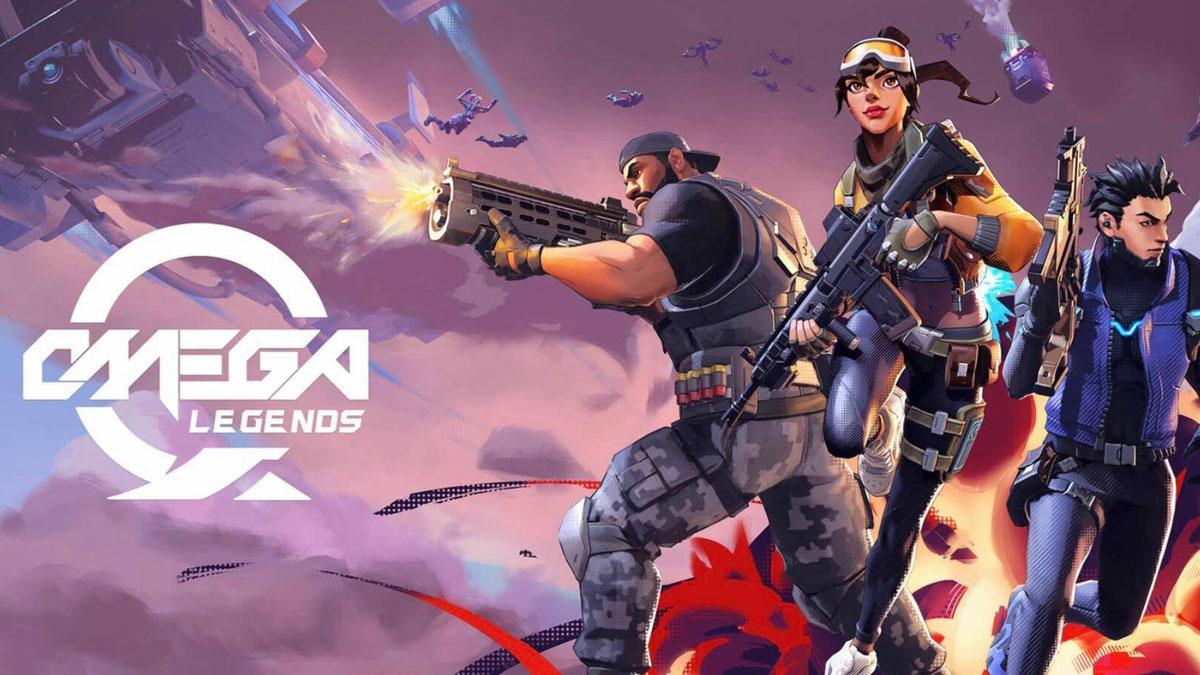 Omega Legends เกมมือถือแนว Battle Royale ตัวใหม่ เปิดให้บริการแล้ววันนี้บนสโตร์ไทย