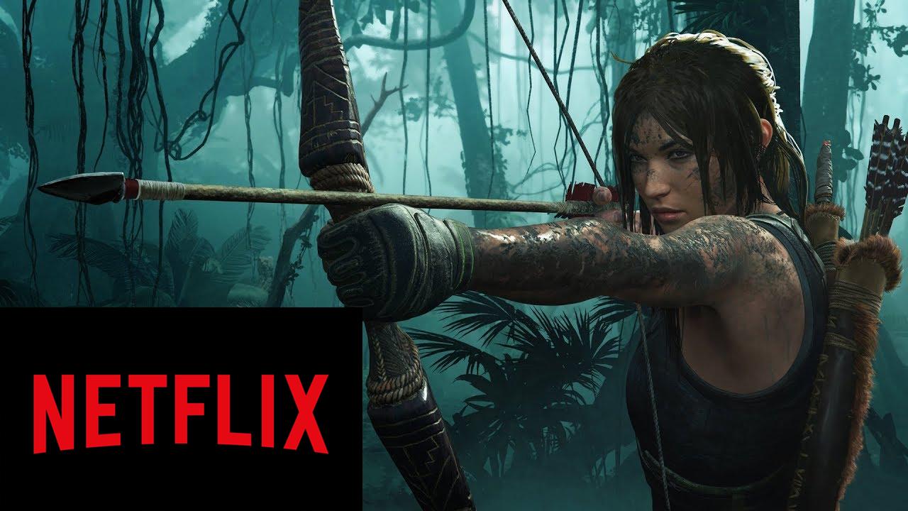 Tomb Raider เตรียมกลายเป็น *อนิเมะซีรีส์* เข้าฉายทาง Netflix