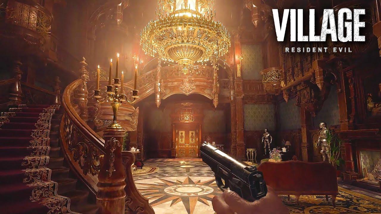 Resident Evil Village โชว์เกมเพลย์ตามสัญญาพร้อมเผยว่าจะขาย 7 / 5 / 2021 นี้!