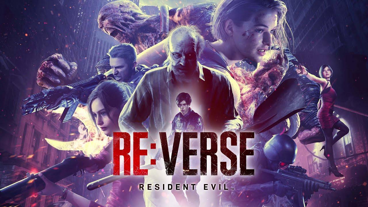 เปิดตัว RE: Verse เปิดสังเวียน Deathmatch ในจักรวาล Resident Evil