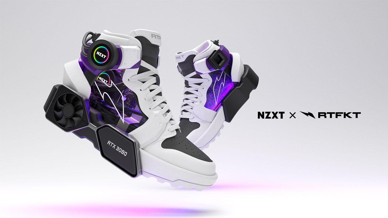 NZXT เปิดตัวสินค้าใหม่เป็นรองเท้าที่หน้าตาเหมือน PC หรือไม่ก็ PC ที่หน้าตาเหมือนรองเท้า!