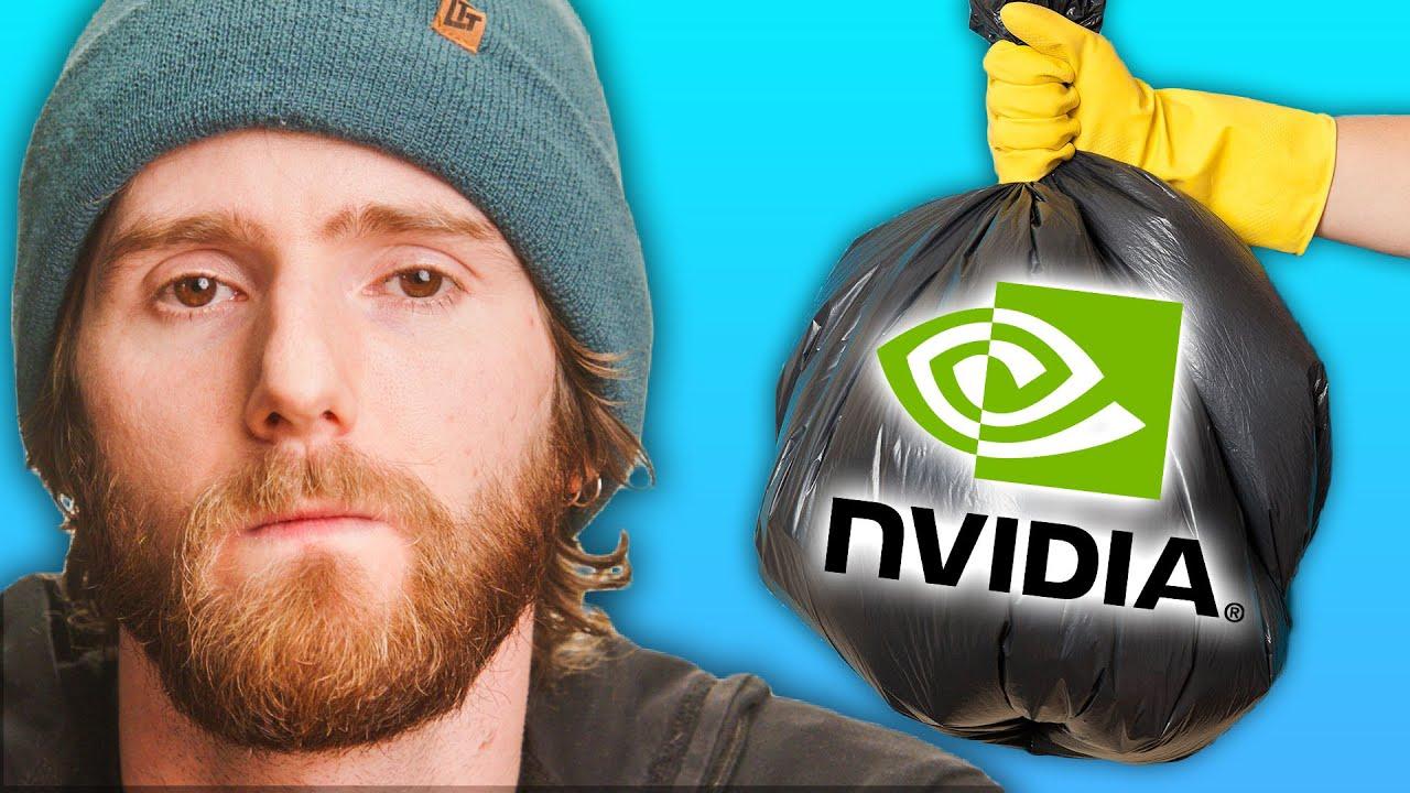 Linus Tech เผย การที่ Nvidia ออกการ์ดสำหรับ BitCoin ราคา RTX ก็ไม่ตก