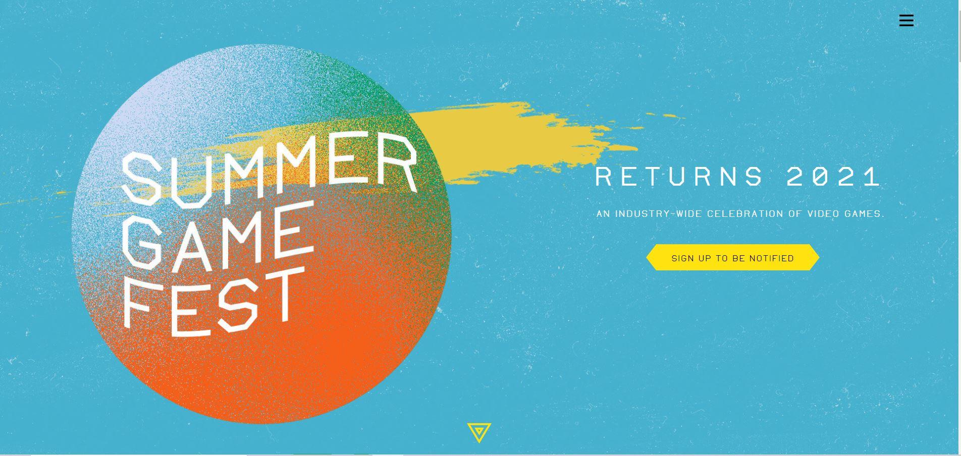 ไลฟ์สตรีม Summer Game Fest ประกาศกลับมาอีกครั้งในปี 2021
