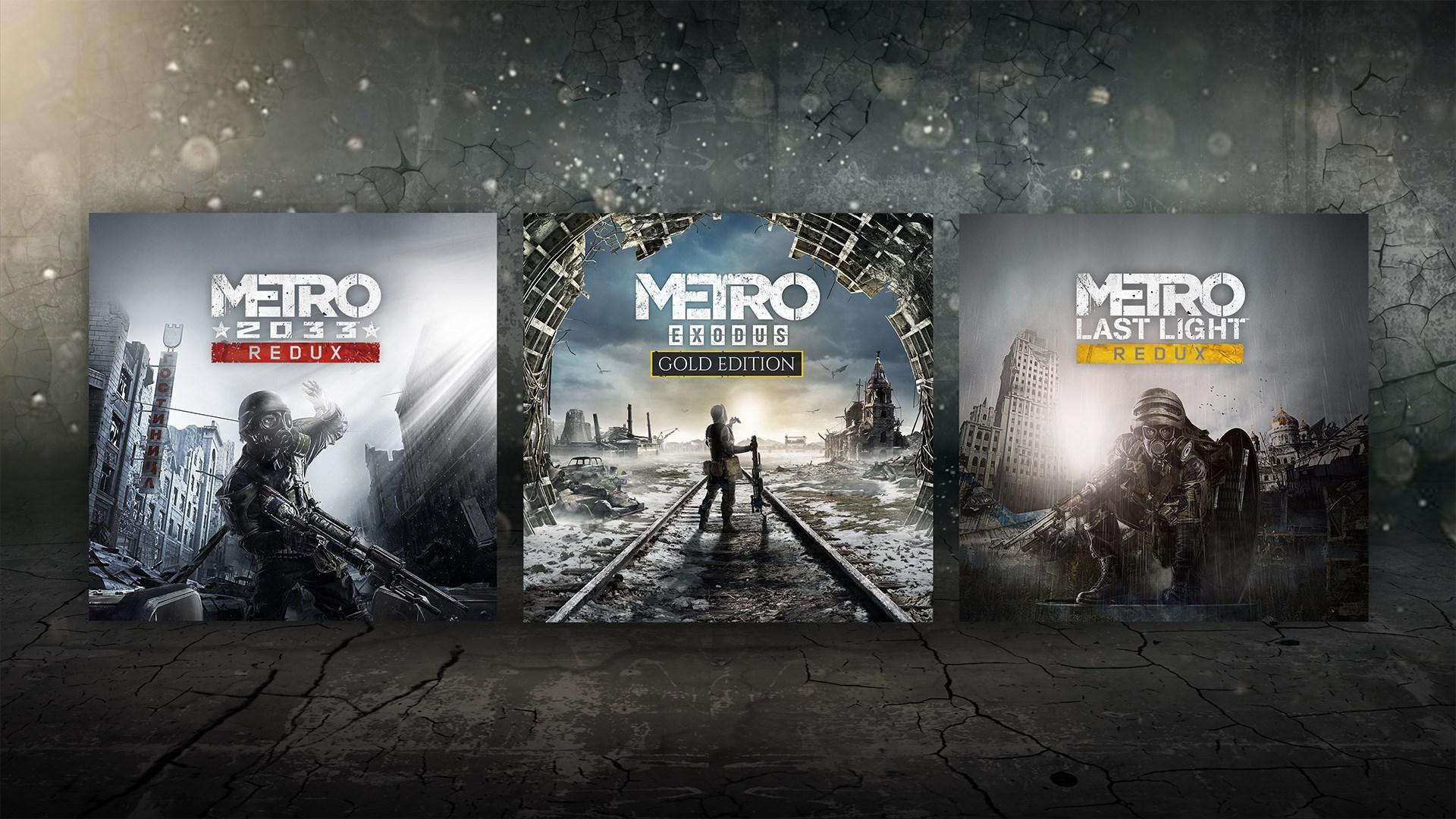 Metro 2033 แจกฟรีบน Steam สามารถซื้ออีก 2 ภาคได้ในราคาถูกมากๆ