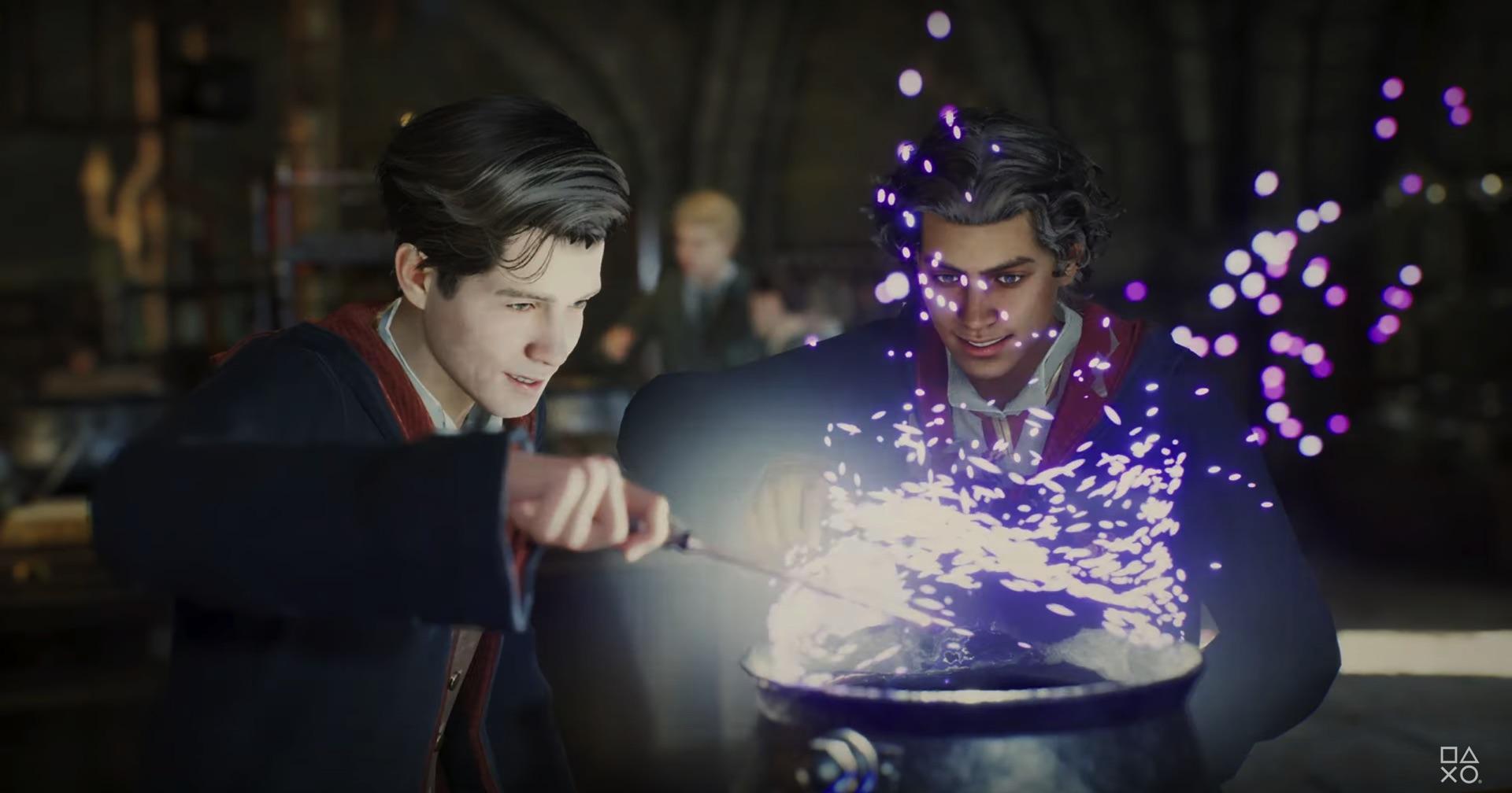 Hogwarts Legacy จะสามารถสร้างตัวละครแบบข้ามเพศได้