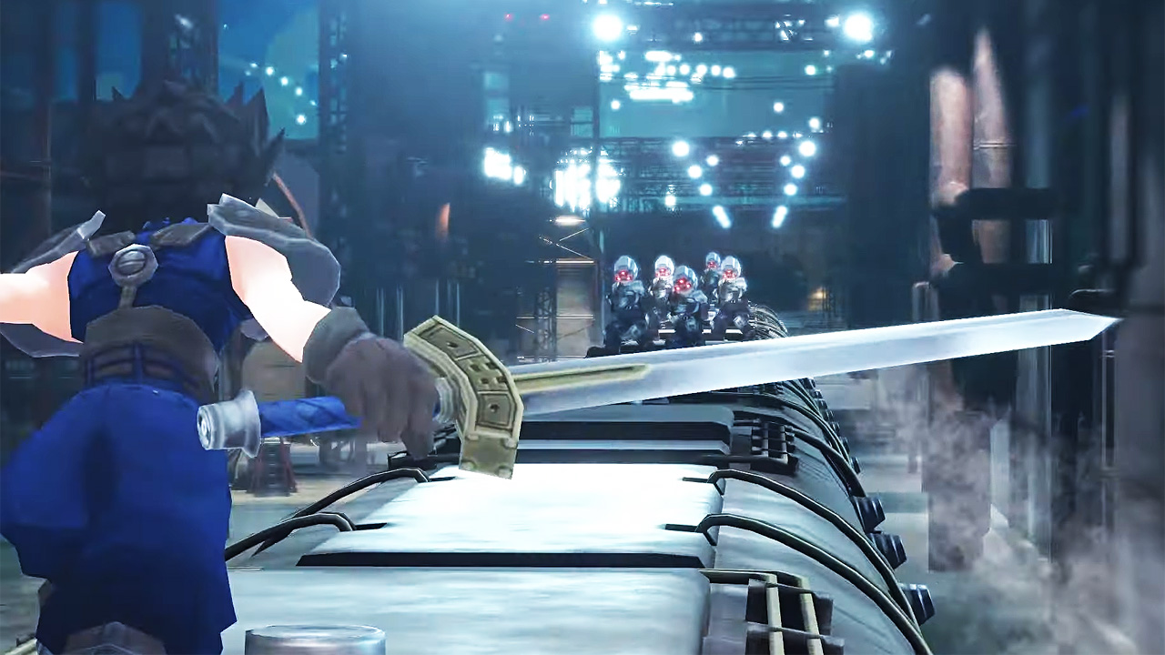Final Fantasy VII Ever Crisis จะมีองค์ประกอบเนื้อเรื่องใหม่ที่น่าตื่นเต้นกว่าเดิม