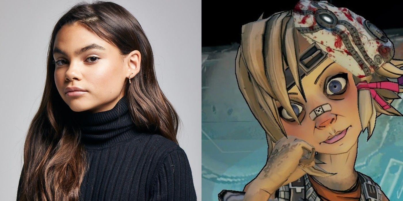 Ariana Greenblatt ประกาศรับบทเป็น Tiny Tina ในหนัง Borderlands