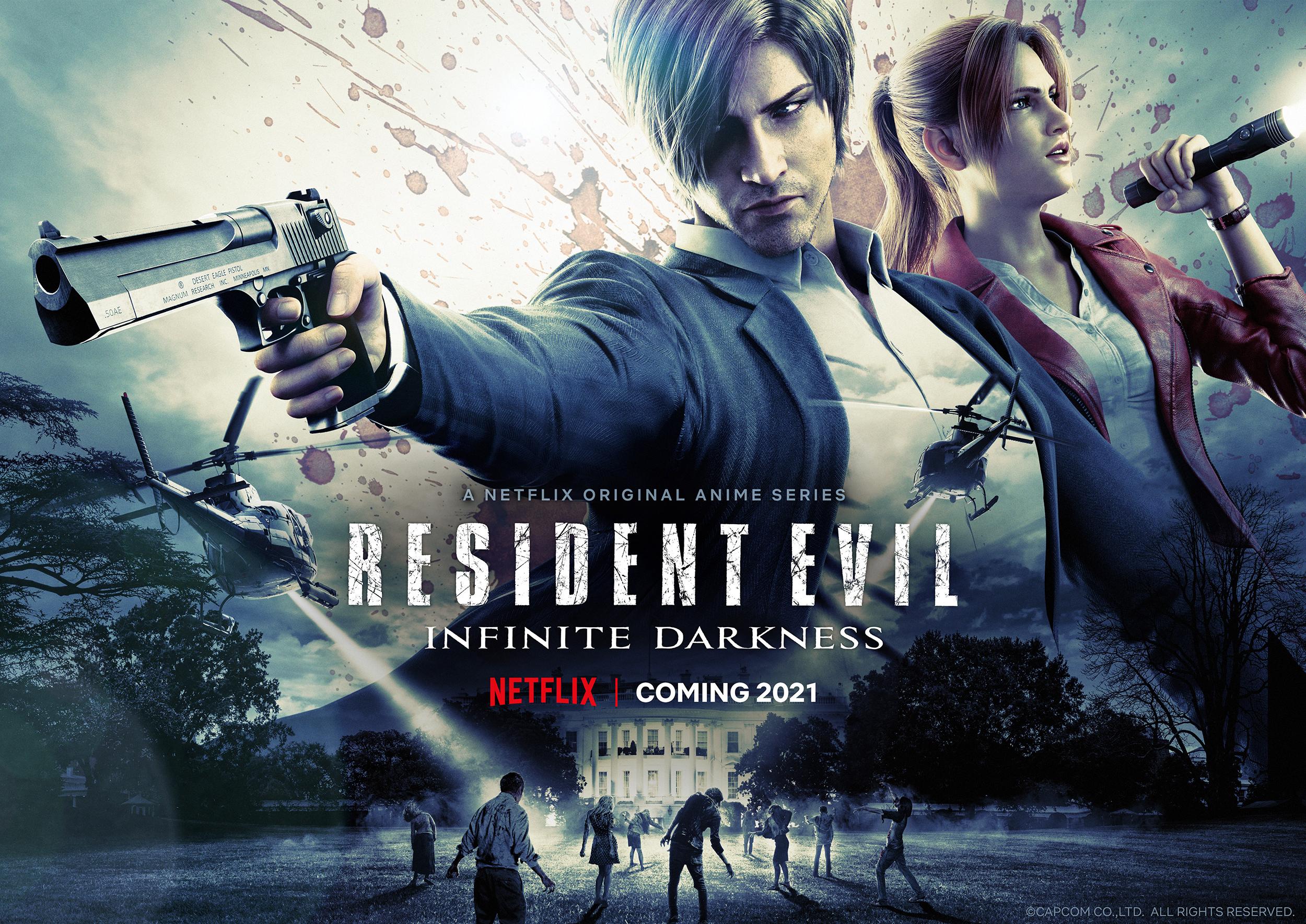 Resident Evil: Infinite Darkness จะเป็นเรื่องราวที่เกิดขึ้นในปี 2006